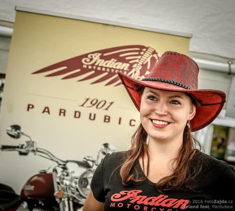 INDIAN MOTORCYCLE RIDERS GROUP PARDUBICE